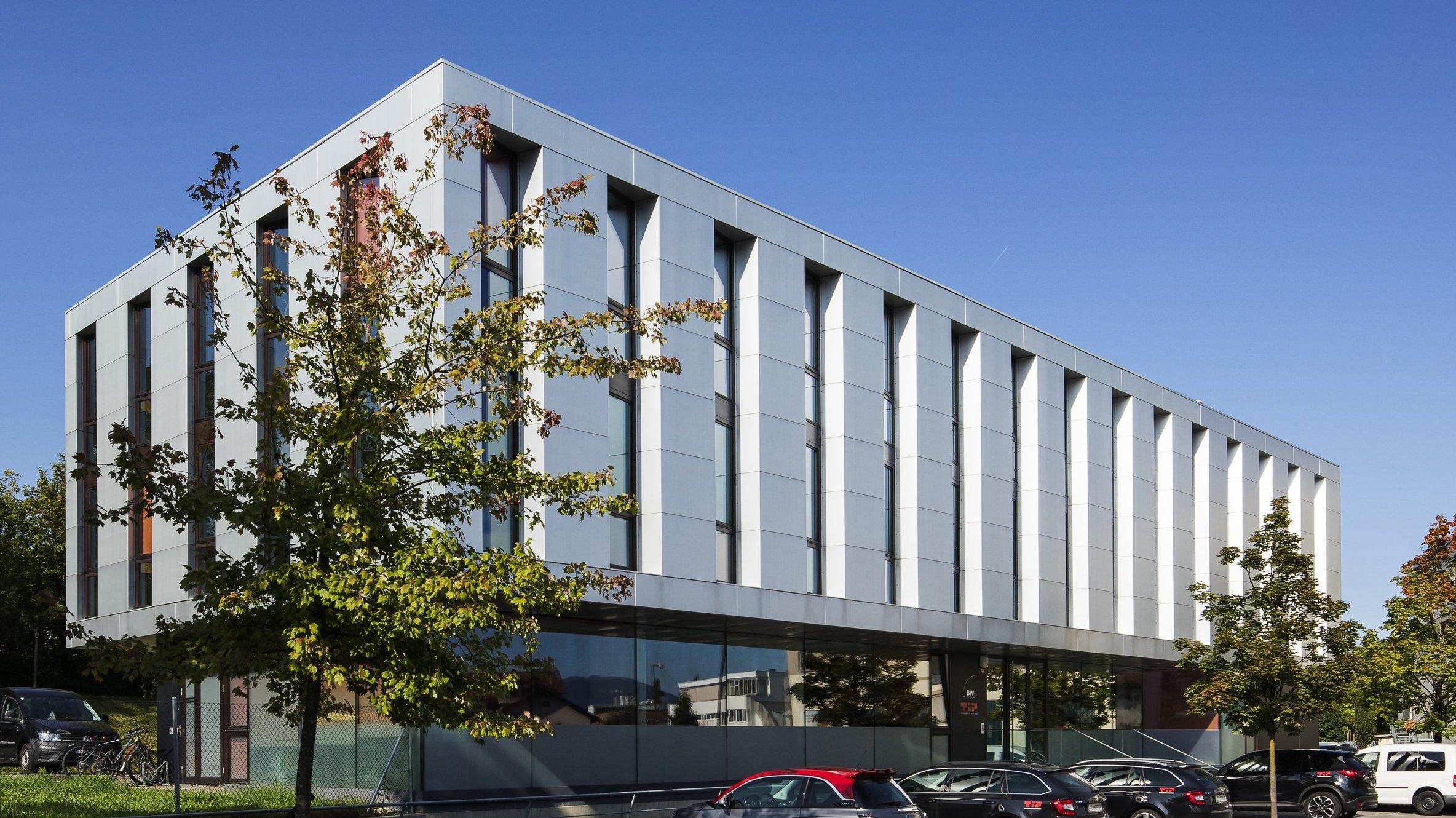 Bürogebäude TIP, Dornbirn drexelarchitekten