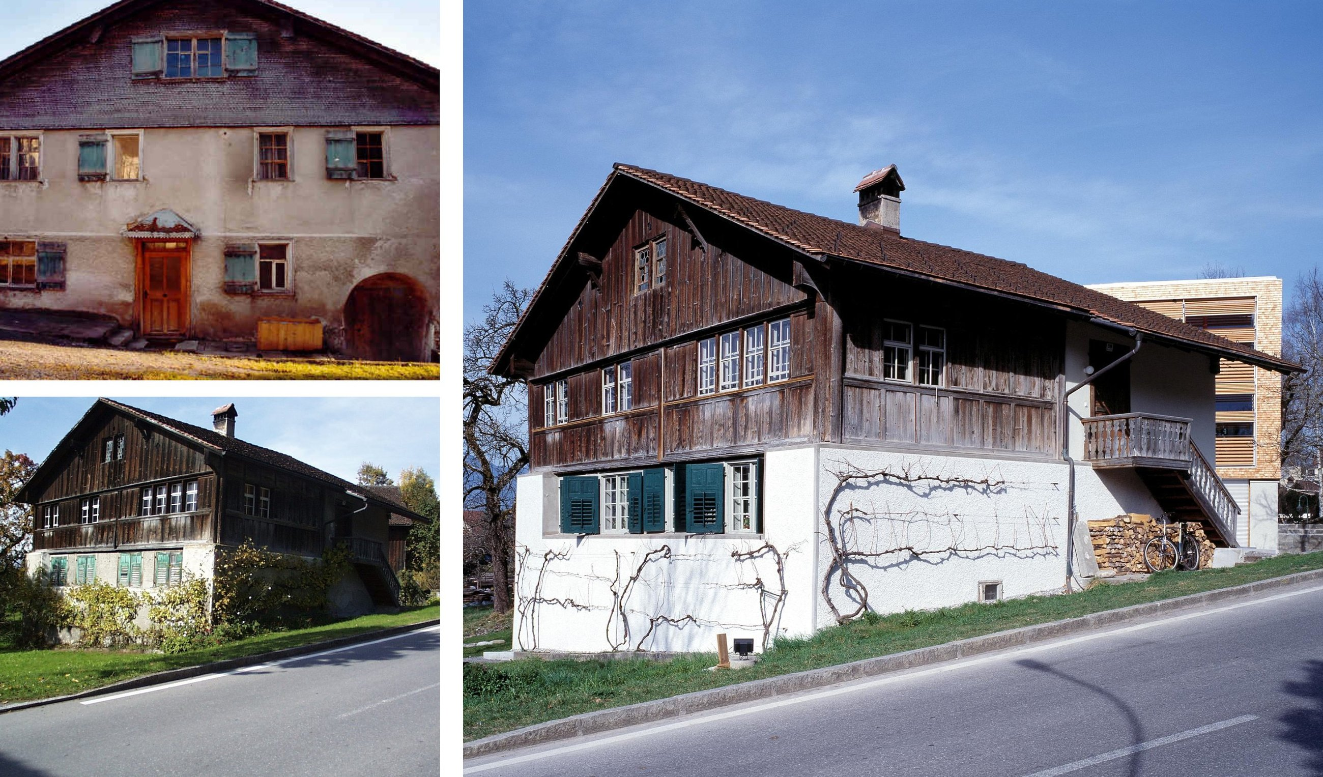 Vinothek Stöger, Röthis, drexel architekten