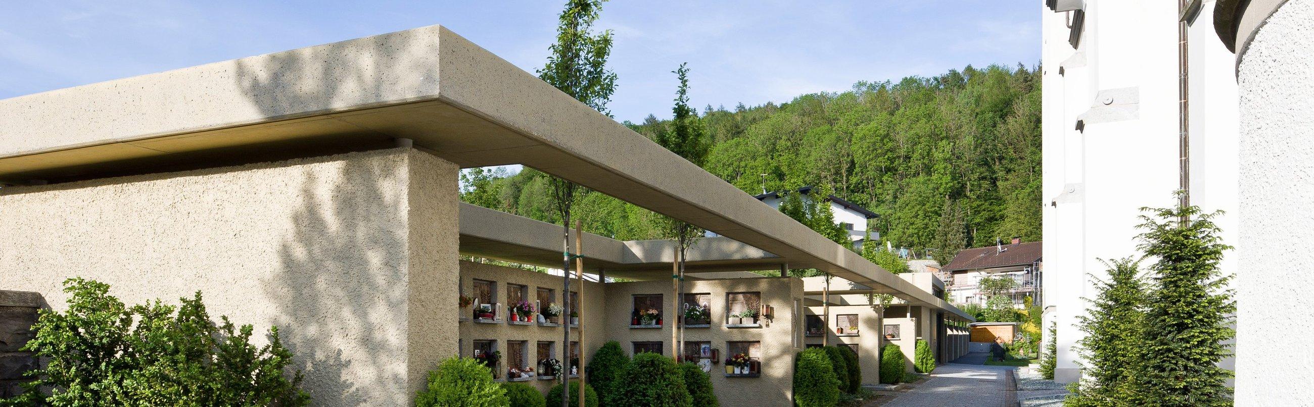 Friedhofserweiterung, Koblach drexel architekten