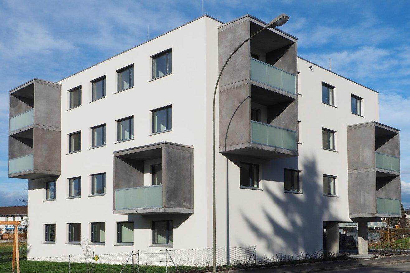 Merfamilienhaus, Hohenems drexelarchitekten