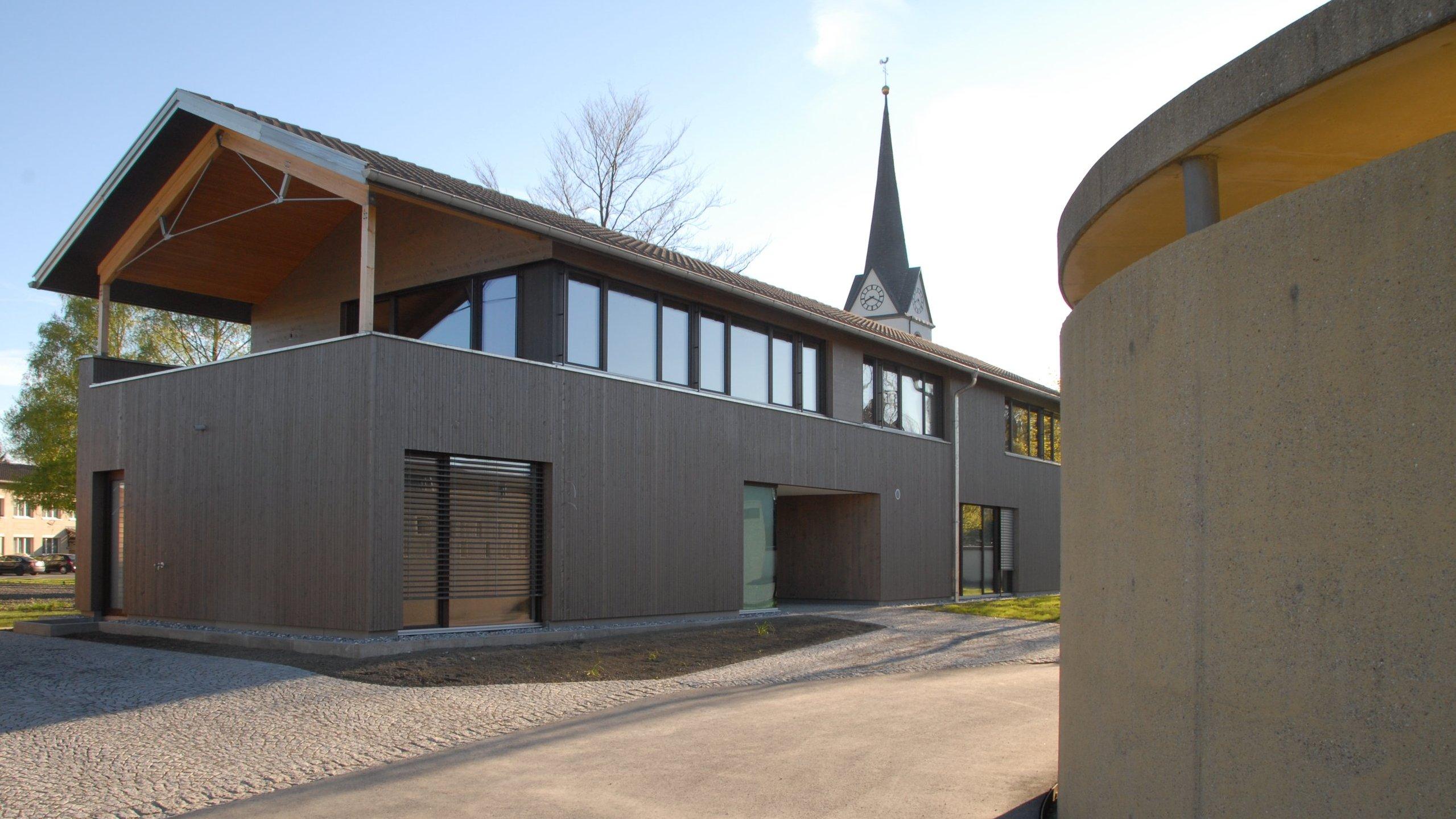Pfarrhaus_Fussach  drexel architeken