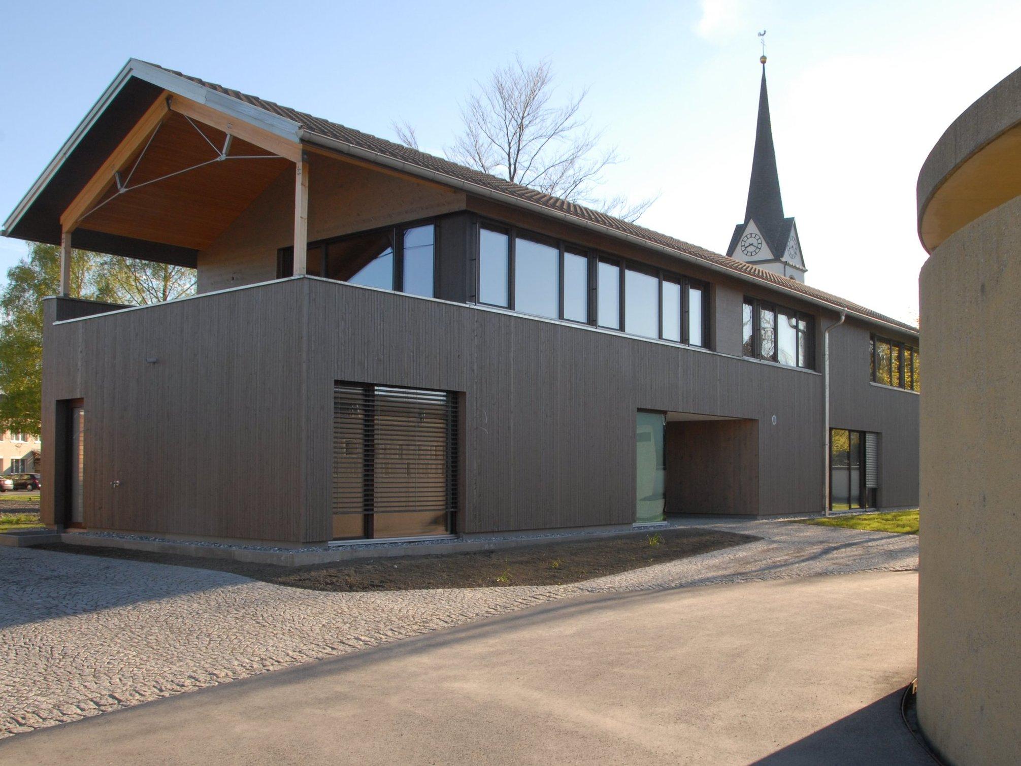 Pfarrhaus, Fussach  drexel architekten