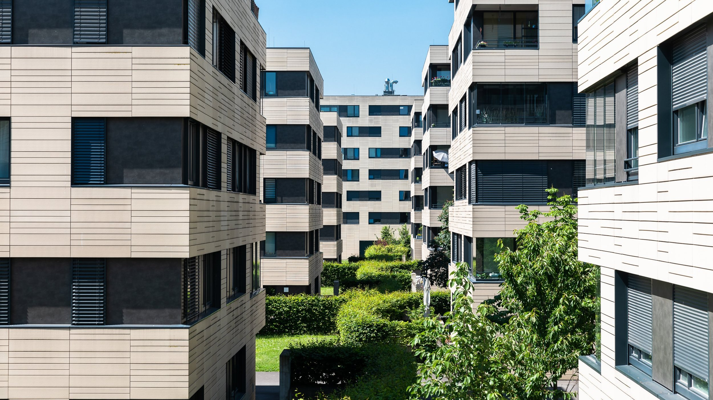 Donaupark, Linz, drexel architekten