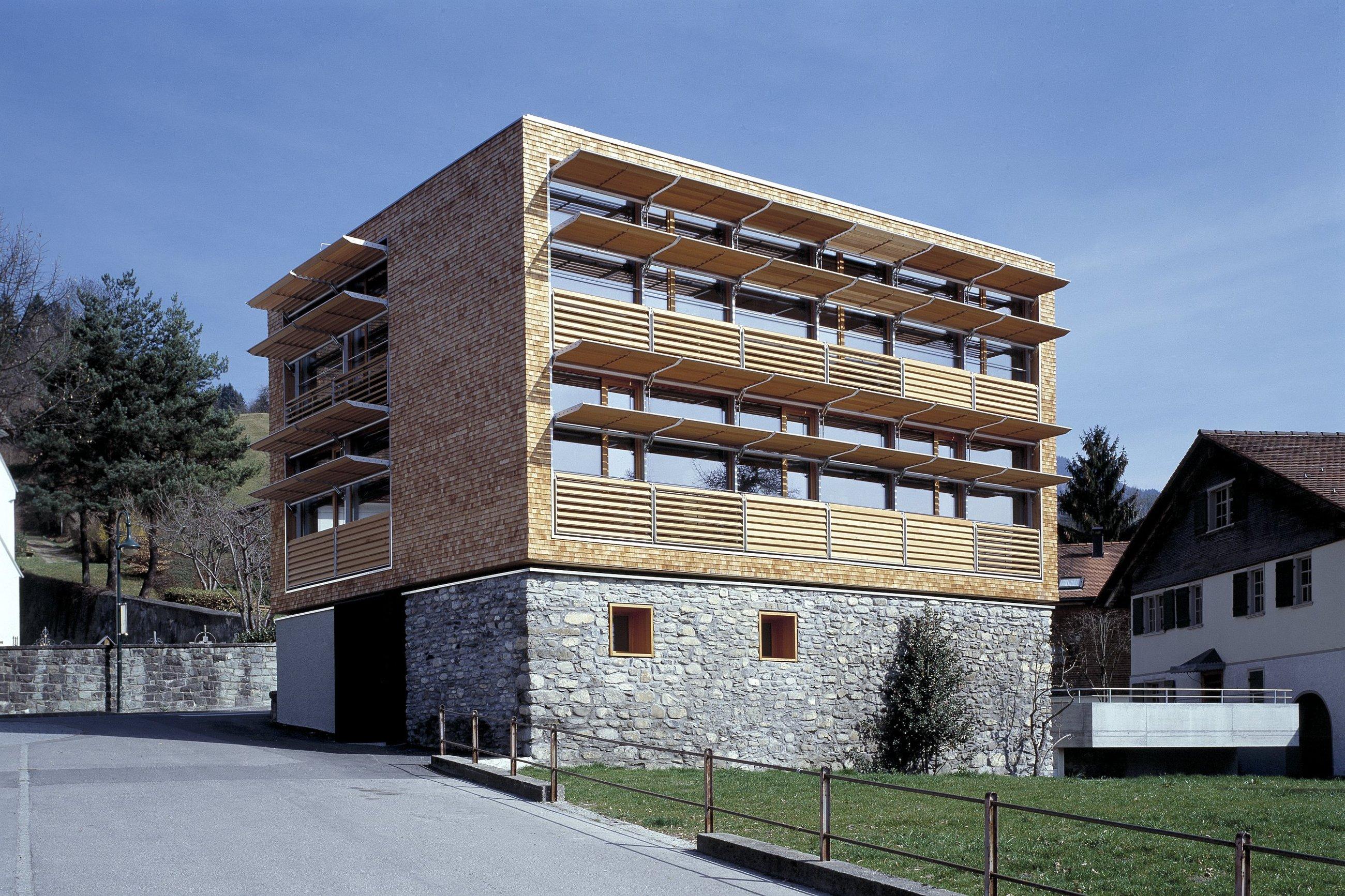 Bürohaus Frick, drexel architekten