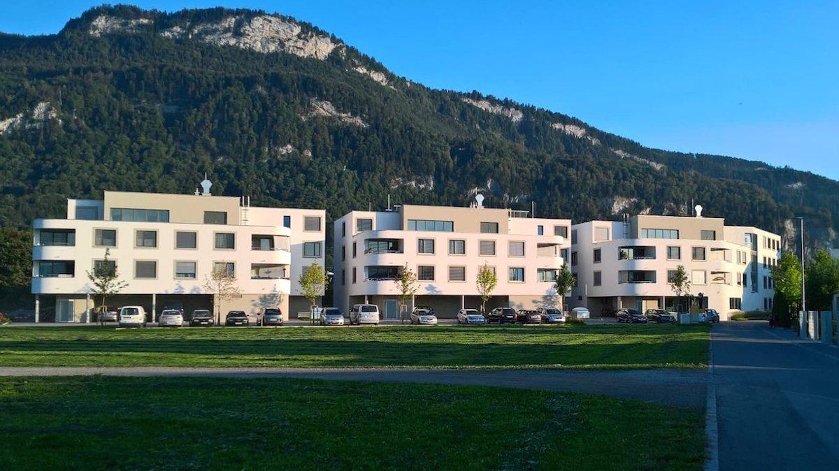 Mehrfamilienhaus mit Kindergarten, Hohenems drexelarchitekten