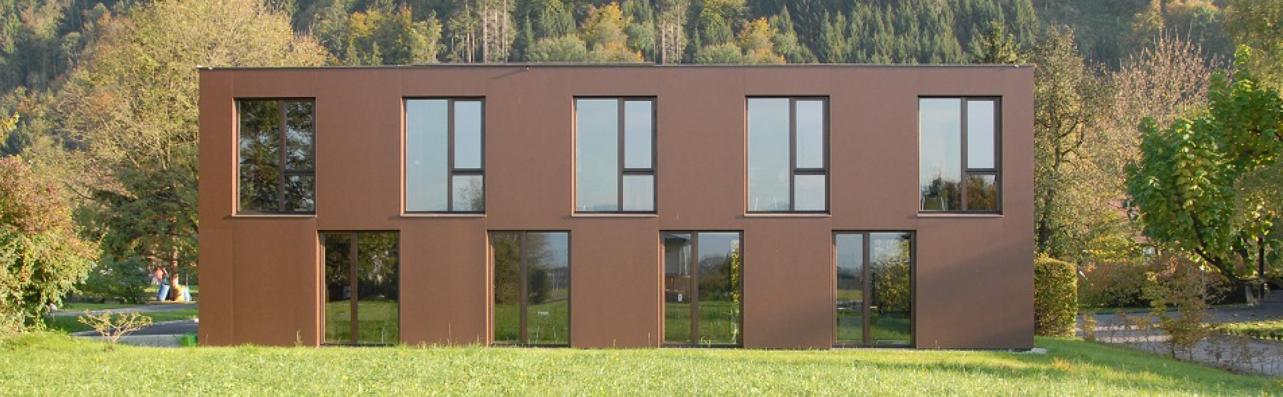 Atelier drexel architekten, Hohenems, 2006-2007