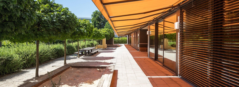 Kindergarten Donaupark, Linz  drexel architekten