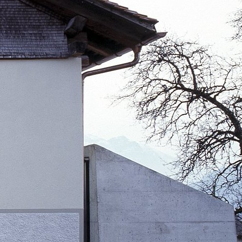 Vinothek, Stöger drexel architekten