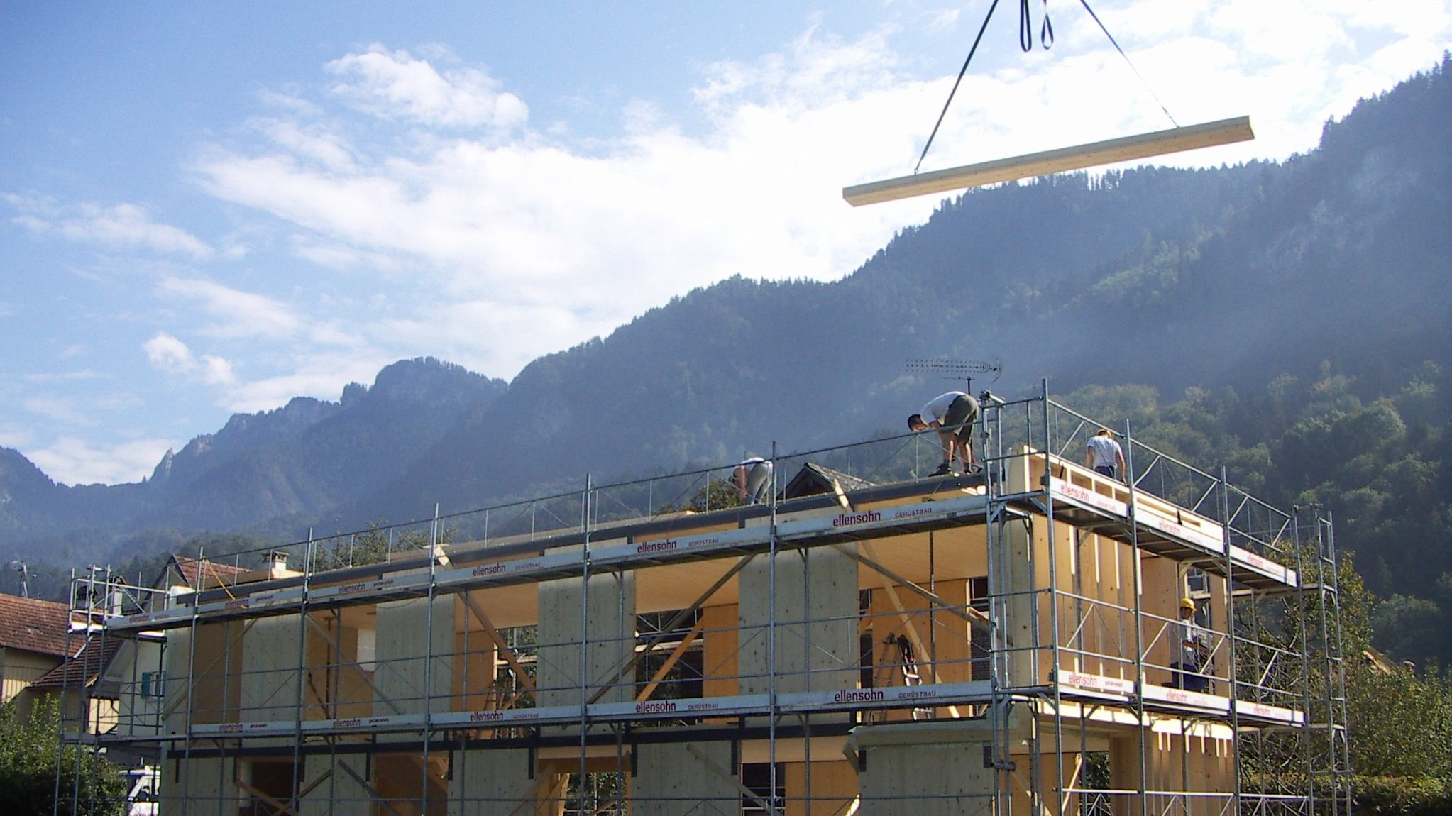 nachhaltige Architektur, drexelarchitekten