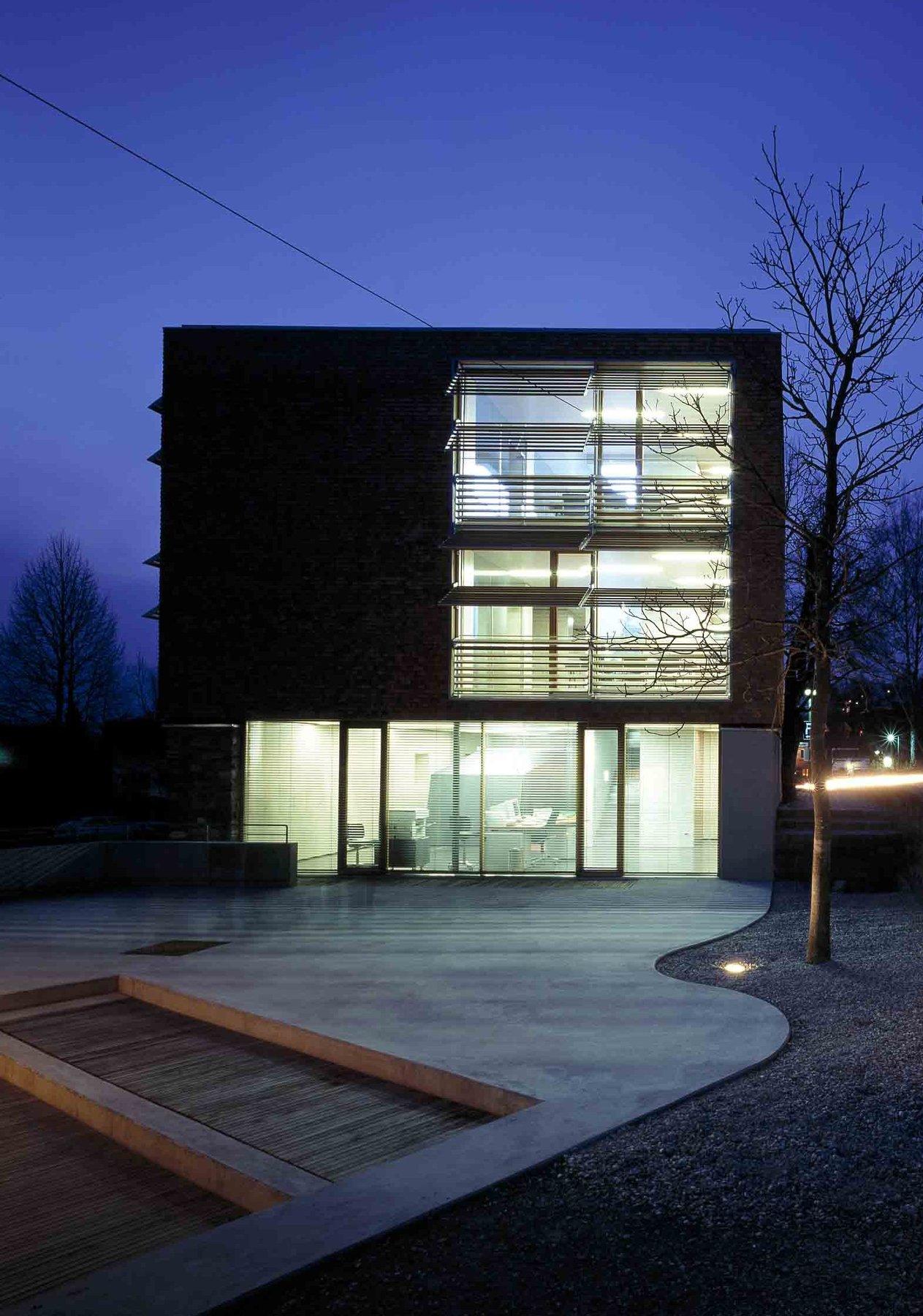 Bürohaus Frick, Röthis, drexel architekten