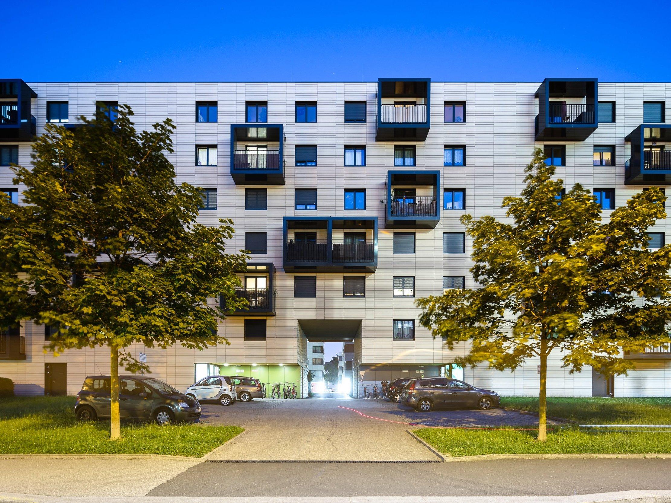 Donaupark   Linz  drexel architekten